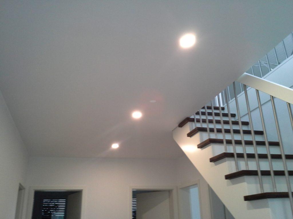 LED Deckenspots Flurbeleuchtung 2