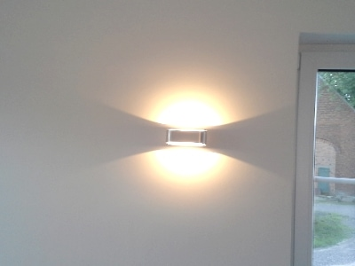 LED Wandstrahler Spot