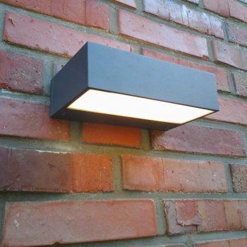 LED Aussenwandstrahler 1