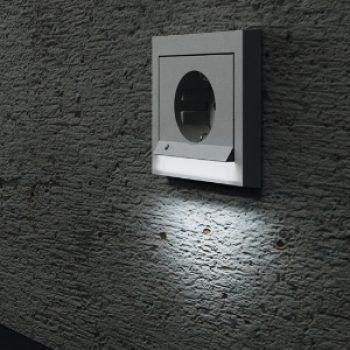 Gira LED Steckdose